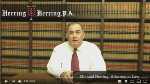 Michael Herring, Sanford FL personal injury attorney